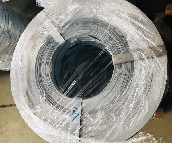 电缆用电镀锌钢带